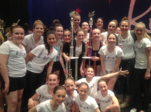 Releve dance competition winners!